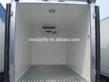 4ton freezer truck body cargo truck box body/box body transport truck