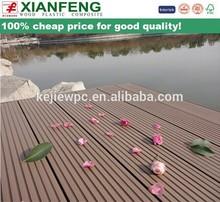 outdoor wpc decking, plastic composite flooring ,Waterproof Decking,outdoor plastic deck floor covering