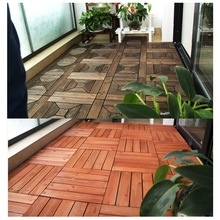 Nature Fir Wood,WPC Outdoor,Balcony,Corridor,Bathroom,Garden Ect.Easy To Install Decking Tile Wooden Floor DIY flooring