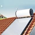 Placa plana colector compacto calentador Solar de agua, Tanque del calentador de agua con ce, Srcc, Sistema de calefacción Solar certificación