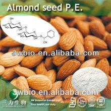 Almond Extract Laetrile (Laevomandelonitrile)98% HPLC
