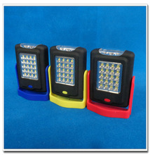 Multifuctional 20SMD+3 LED camping light with magnet and hook