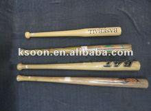 25 Inches Custom Baseball Bat/Wood Baseball Bat/Baseball Bats Cheap