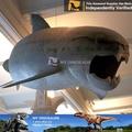 Mi dino- m10 la simulación de alta animal escultura de ballenas