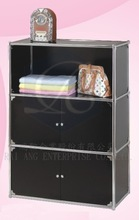 Clothes Chest of Drawers Iron Shelving