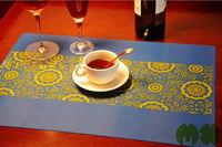 Anti-slip Insulated kitchen silicone heat-resistant mats,promotion kitchen silicone heat-resistant mats