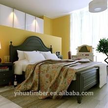 Popular Middle East wooden hotel bedroom furniture for sale