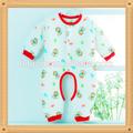 100% algodão de alta qualidade novidade infantil de vestuário da china infantil roupa de gêmeos