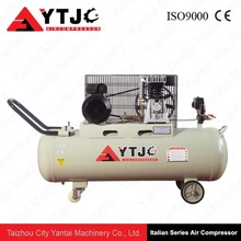 mobile air compressor for spray paint