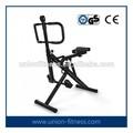Equipo de ejercicio abdominal/montar a caballo de la máquina