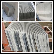 G623 chinês granito barato escadas