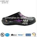 ( Ch-3145 ) de goma de moda deslizador de la sandalia de la mujer