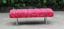 upholstered bench pu sofa grace classic bench simple bench sofa