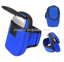 Mobile phone sport armband case