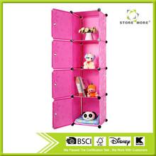 Removable DIY childern's locker/Grid Cube Storage