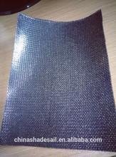 85-95% shade rate, WATERPROOF shade net, shade cloth (HDPE shade netting + PVC film coating)