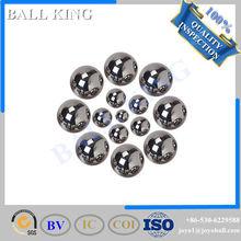 """7/32""""chrome 22mm 12.42mm steel ball material 52100 series bulk for bearing"""
