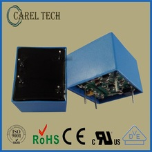 CE, ROHS approved PCB mounted encapsulated 230V ac to 12V dc power supply