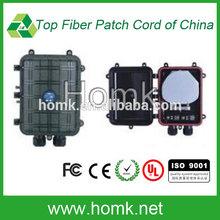 Best price waterproof and airproof Fiber Splice Closure , 12-216 core fiber optic closure for fiber solution