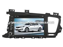 high quality touch screen car dvd gps for kia k5 optima