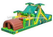 children amusement park equipment, inflatable obstacle course for sale