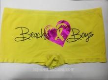nylon and spandex Fashionable wholesale 2015 new sex women underwear