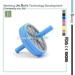 Antiskid foam handle ab wheel