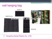 Grow Bags Type and Felt fabric,Felt Material Hanging living wall planter for vertical garden