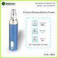 Ego 2200 gs mah de la batería cigarrillo electrónico 2015! Diseño greensound 2200 mah gs ii ego de la batería