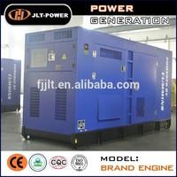 Silent industrial 500kva diesel generator with deepsea 7320 controller