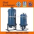 Shell y tubos intercambiador de calor( aprobado por la ce acero intercambiador de calor)