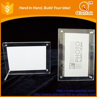 Manufacturing Various Acrylic Photo Frame Plexiglass Picture Frames
