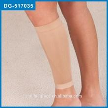 Custom Made Professional High Quality Men's Sport Calf Compression Sleeves/Basketball Socks/Nylon Compression Socks