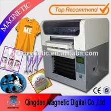 free RIP white ink printing A3 size MDK t shirt printing machine