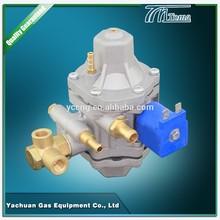 auto pressure regulator for gas conversion