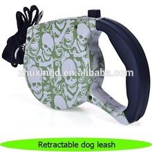 Automatic smart quick release retractable dog leash fix