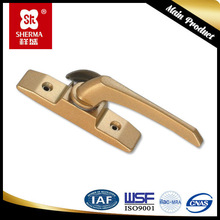 Lowest price for casement window smooth operation crescent window lock