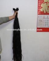 48inch Long Unprocessed Raw Virgin Human Hair braid hair b