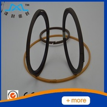 customized hydraulic oil seal PTFE/NBR rotary oil seal