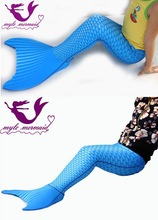 MYLE factory christmas gift nice design mermaid tail