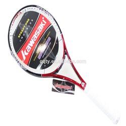 Kawasaki Sharp550 red high elastic carbon fiber Tennis racket