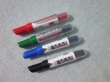High quality refillable whiteboard marker