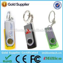 oem low price bulk usb flash drive 4gb swivel