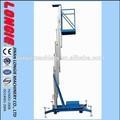 Lisjl0.1- 8 elétrico elevador homem/elevador aéreo/plataforma elevatória aérea