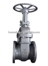 API 600 Standard Cast Steel Gate Valves