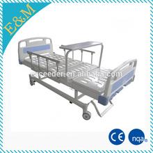 fully function ICU ward 3 crank manual hospital bed