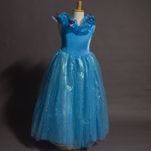 party princess cinderella dresses wholesale cinderella dresses for girls MAC-85