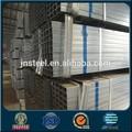 aço galvanizado tubos quadrados