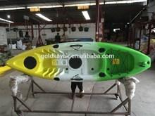 plastic fishing kayak