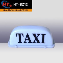 Auto lighting led bright small taxi lamp